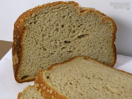 Gluten-Free Whole Grain Sandwich Bread