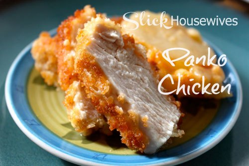 Panko Chicken Recipe